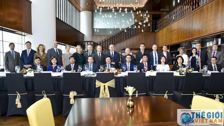 欧盟重视推动与越南的关系 - ảnh 1