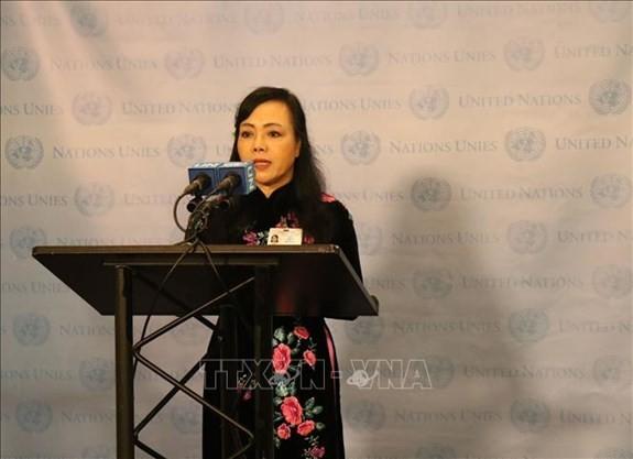 联合国首次举行防治结核病高级别会议   越南承诺2030年彻底消除结核病  - ảnh 1