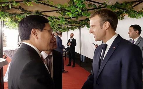 越南为第十七届法语国家组织峰会做出积极贡献 - ảnh 1