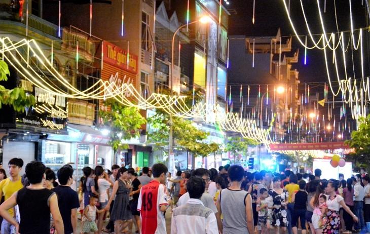 广宁的重点旅游中心芒街市 - ảnh 2