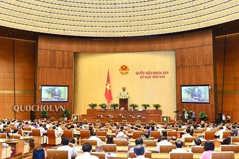 越南第14届国会第6次会议:加强对山区和少数民族地区经济社会发展的扶持 - ảnh 1