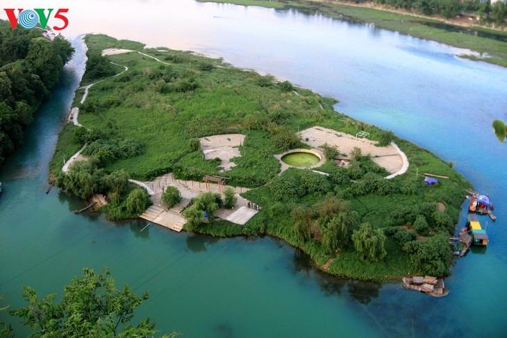 越南与地区内各国合作和分享水资源 - ảnh 1