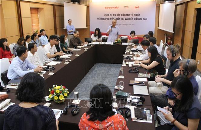 越南协助居民实施适应气候变化的生计模式   - ảnh 1