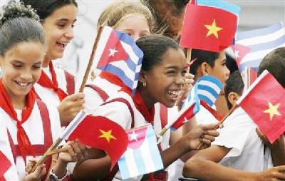 推动越古特殊关系发展是两个民族的使命 - ảnh 2