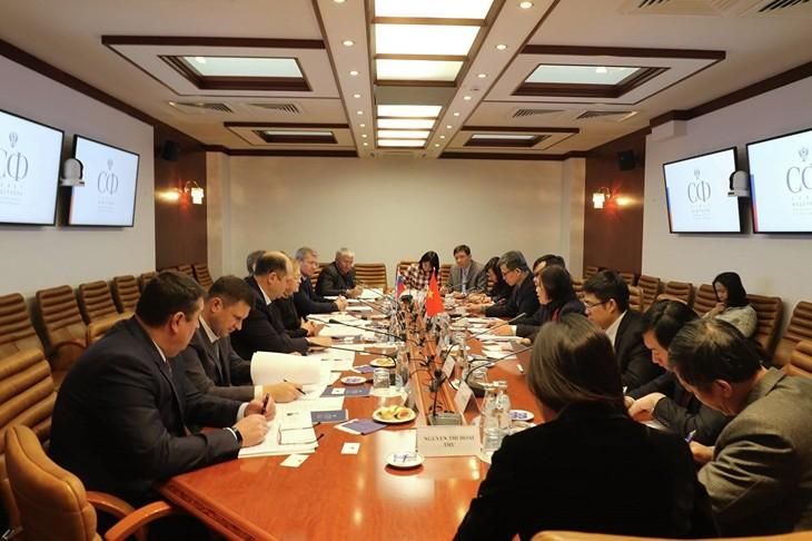 越南和俄罗斯全面战略伙伴关系不断得到巩固和发展 - ảnh 1