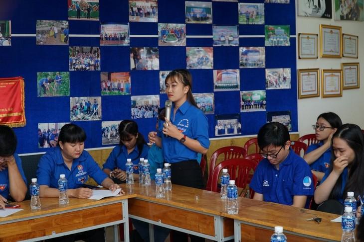 为提高共青团和青年活动质量建言献策 - ảnh 1