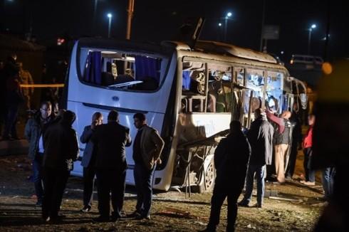 国际舆论纷纷谴责埃及发生的血腥爆炸袭击 - ảnh 1