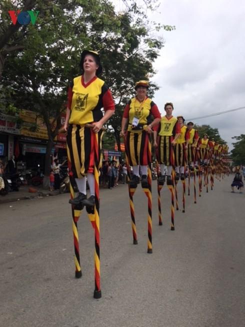 一年来越南突出的文化活动 - ảnh 1