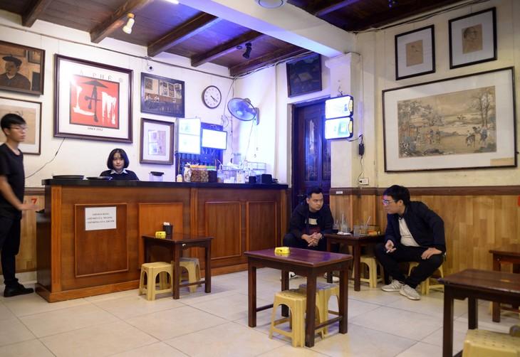 河内人的古街咖啡文化 - ảnh 2