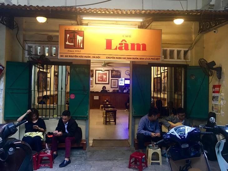 河内人的古街咖啡文化 - ảnh 3