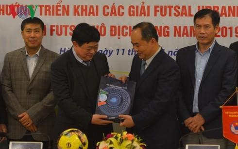 VFF和VOV配合提高Futsal奖举办质量 - ảnh 1