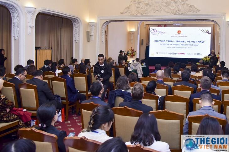 了解越南日:促进越南与各国友好合作关系 - ảnh 1