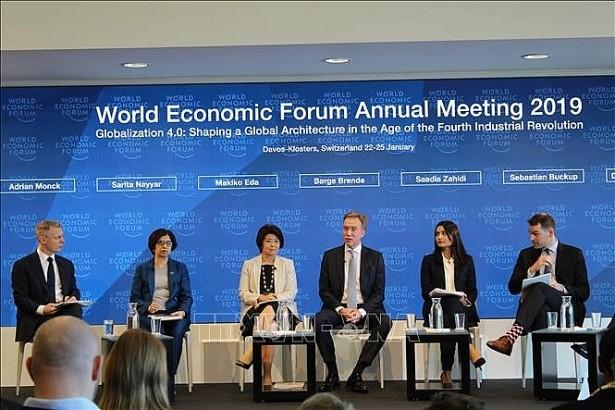 国际社会对世界经济论坛2019年年会有何期待? - ảnh 2