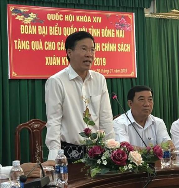 越南党国家领导人赴全国各地拜年 - ảnh 1