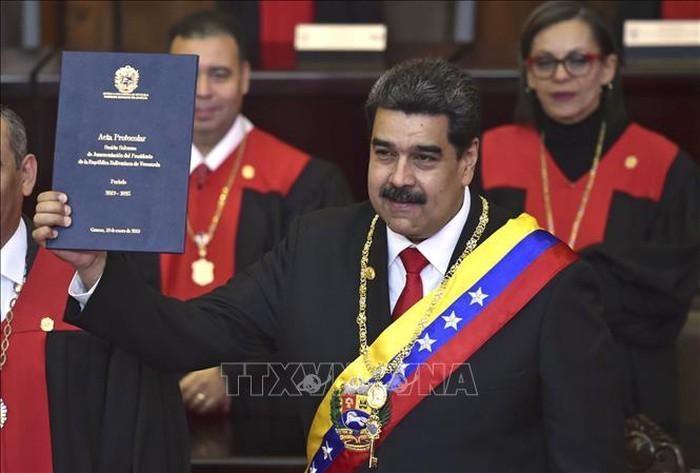 委内瑞拉面对内战危机 - ảnh 1