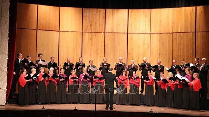 越南-瑞典建交50周年音乐会举行 - ảnh 1