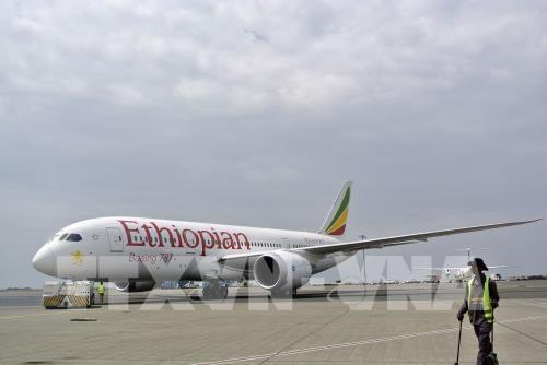 埃塞俄比亚为坠机遇难者举行国葬 - ảnh 1