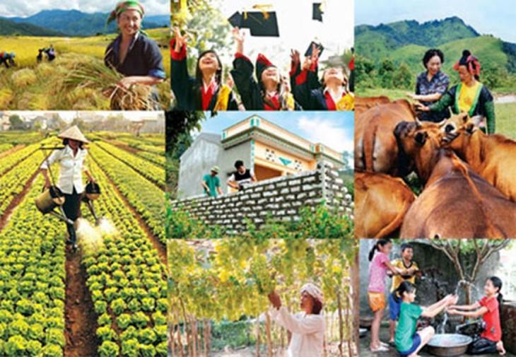 """""""不让任何人掉队""""——越南各项可持续发展项目的核心目标 - ảnh 1"""
