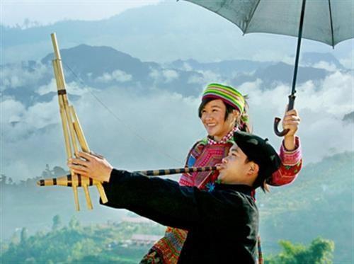 河江省同文岩石高原赫蒙族竽笙节即将举行 - ảnh 1