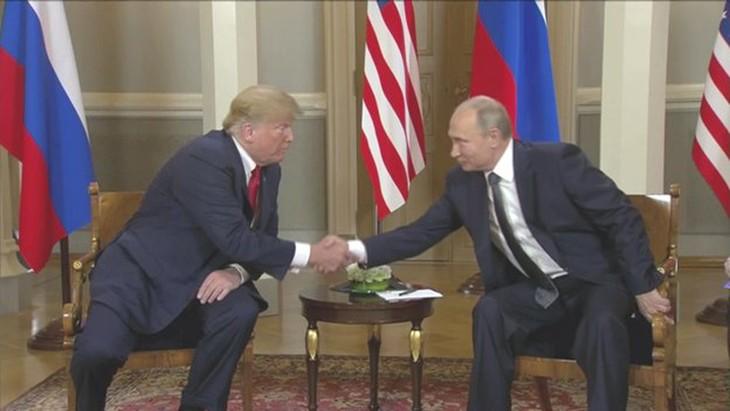 俄中美就阿富汗问题举行会谈 - ảnh 1