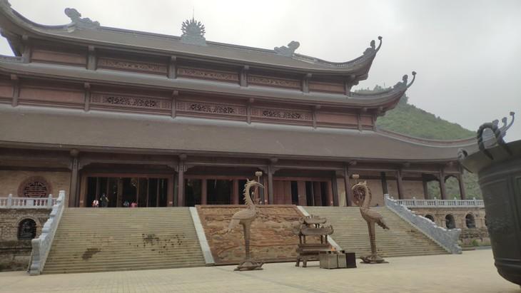 造访三祝寺虔灵旅游区群体 - ảnh 1
