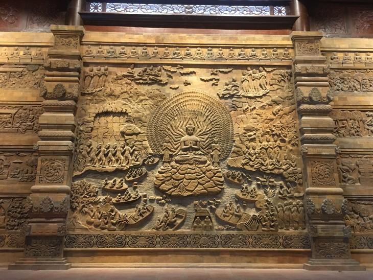 造访三祝寺虔灵旅游区群体 - ảnh 3