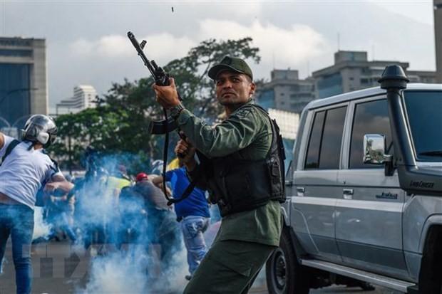 不结盟运动呼吁尊重委内瑞拉的主权 - ảnh 1