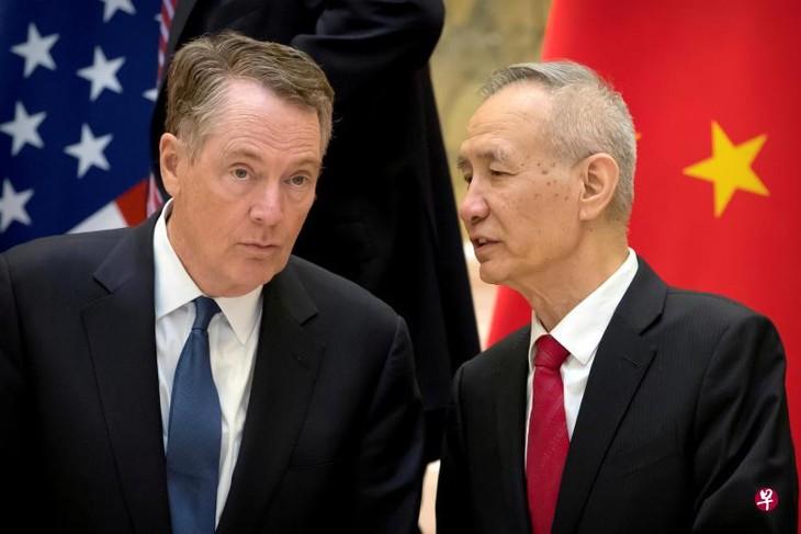 中国考虑取消与美国的贸易谈判 - ảnh 1