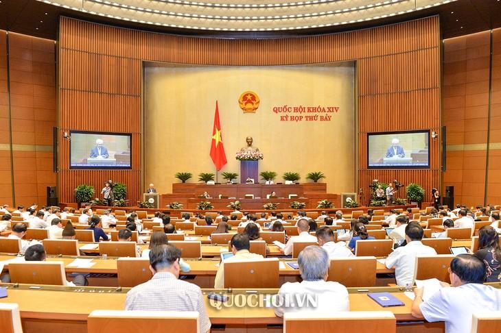 越南国会讨论《教育法修正案(草案)》 - ảnh 1