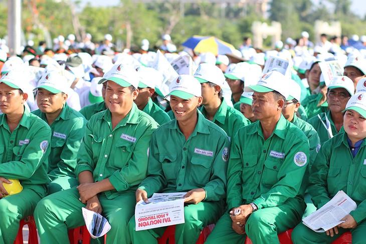 越南海洋岛屿周活动正式启动 - ảnh 1