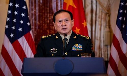 中国国防部长:中美关系总体上仍保持稳定 - ảnh 1