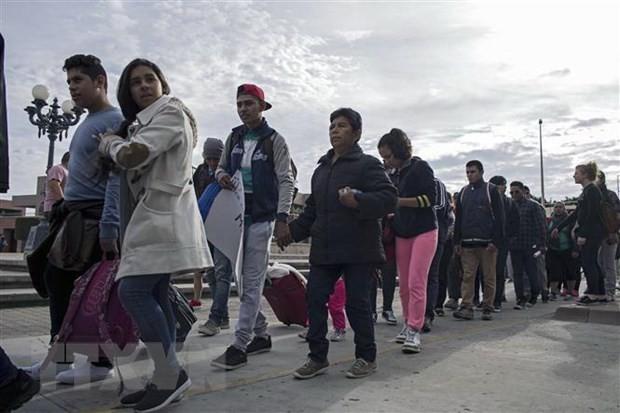 美国警告若墨西哥改变对移民协议的立场将加征关税 - ảnh 1