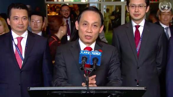国际舆论高度评价越南当选2020至2021年任期联安理会非常任理事国 - ảnh 1
