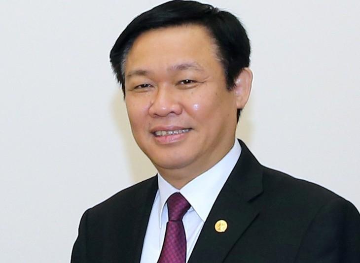 越南政府副总理王庭惠访问缅甸和韩国 - ảnh 1