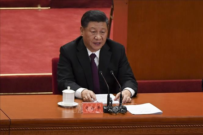 中国通报中国国家主席习近平出席20国集团峰会 - ảnh 1
