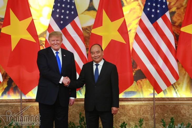 越南重视发展与美国的全面伙伴关系 - ảnh 1