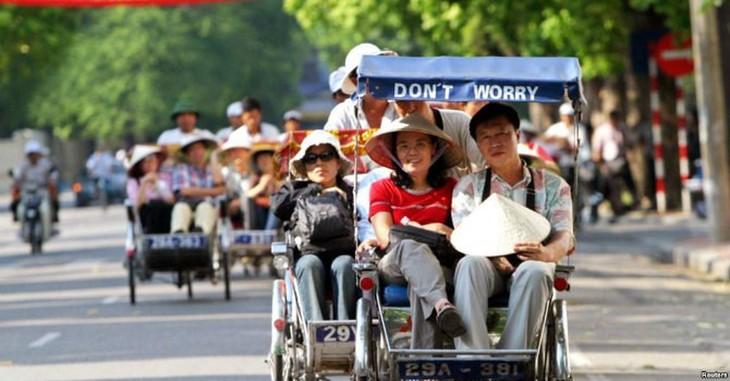 亚洲游客占越南接待游客的比例最高 - ảnh 1
