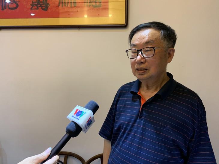 中国舆论对越南国会主席阮氏金银访华表示欢迎 - ảnh 1