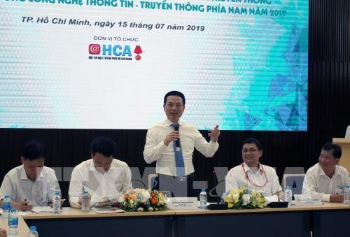 信息技术企业是越南数字转型进程的核心 - ảnh 1