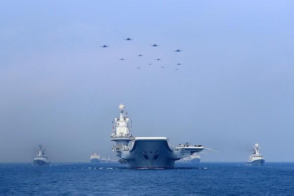 中国在东海蛮横无理的贪欲 - ảnh 1