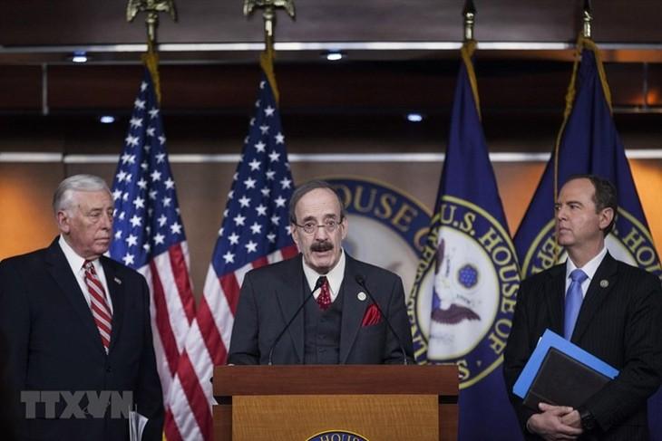 美国众议院外交事务委员会发表声明强调:中国侵犯越南的主权 - ảnh 1