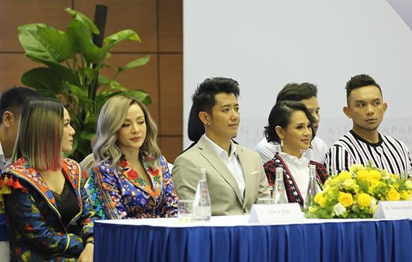 东盟-日本音乐盛会——面向为了新时代和平世界的合作与发展 - ảnh 1