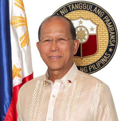 菲律宾国防部长谴责中国在东海的行为 - ảnh 1