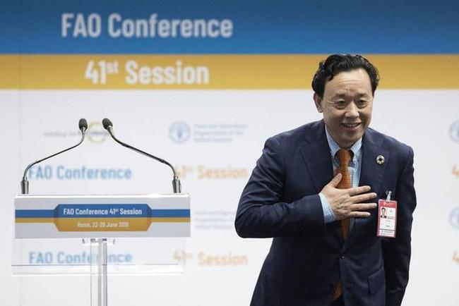 FAO有了新总裁 - ảnh 1