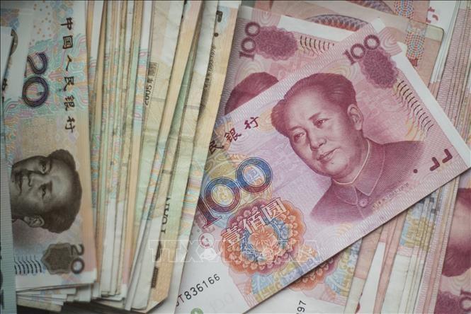 人民币汇率创10年新低 - ảnh 1
