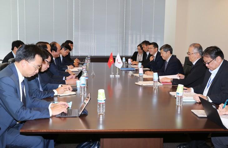 越南促进与日本的合作建设数字经济、数字社会 - ảnh 1