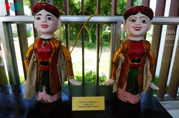 Wayang golek air kecamatan Hong Phong yang khas - ảnh 7