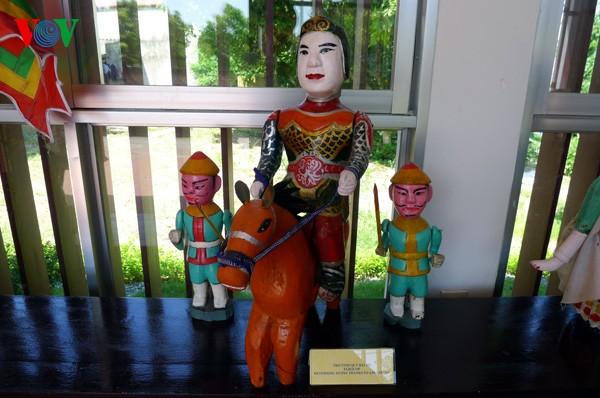 Wayang golek air kecamatan Hong Phong yang khas - ảnh 8