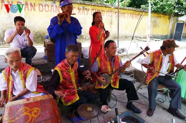 Wayang golek air kecamatan Hong Phong yang khas - ảnh 4