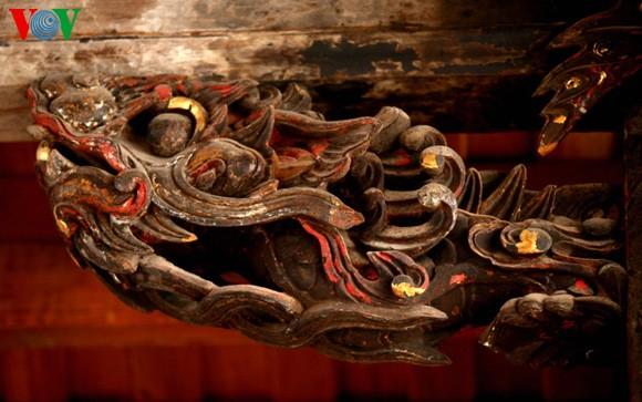 Chang Son - Desa kerajinan perkayuan yang khas - ảnh 9